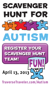 Register for the Scavenger Hunt