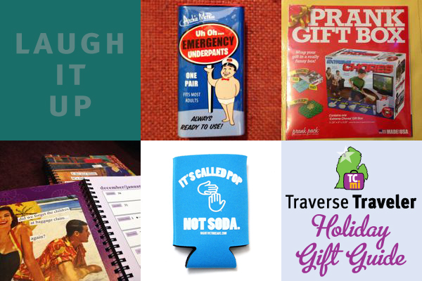 Traverse Traveler Holiday Gift Guide