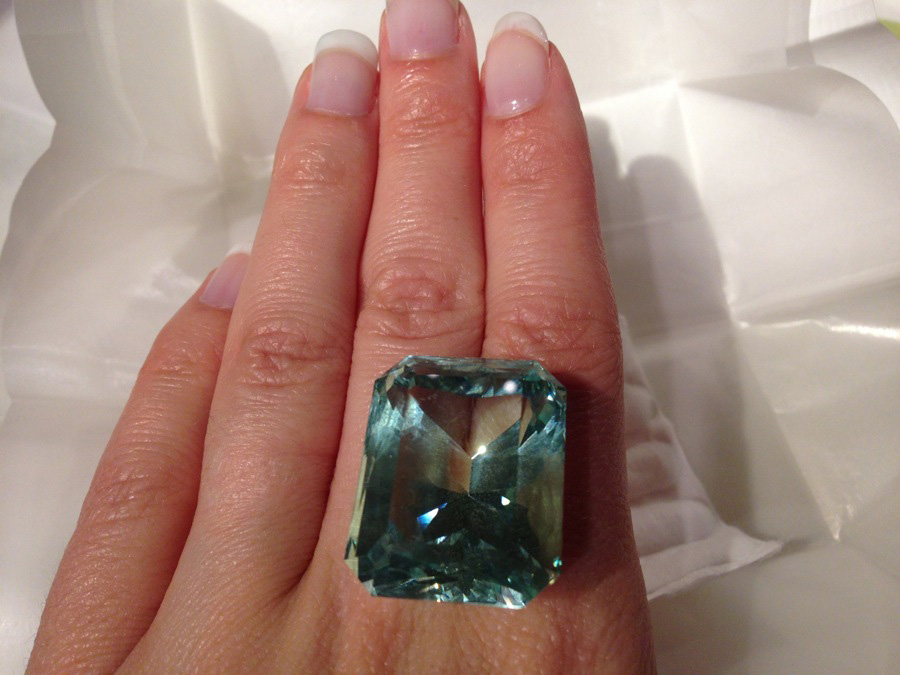 Becky Thatcher Designs | gemstone roundtable