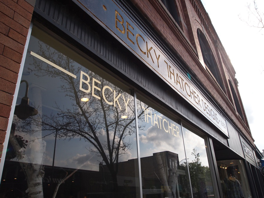 Becky Thatcher Designs | Traverse City store