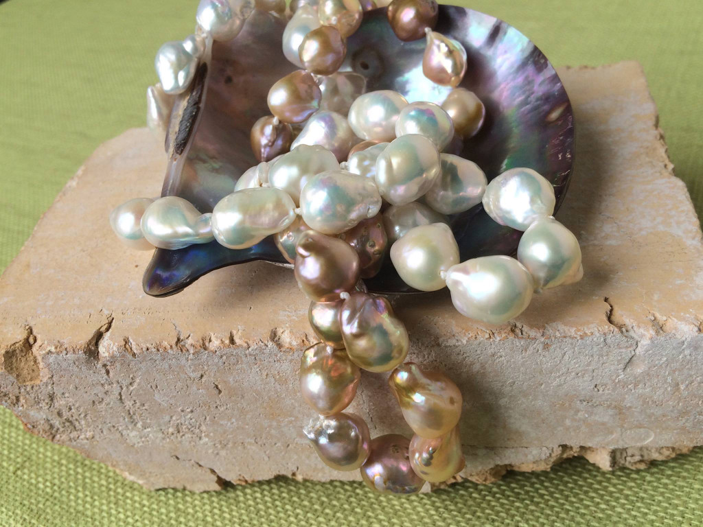 Becky Thatcher Designs Pearls