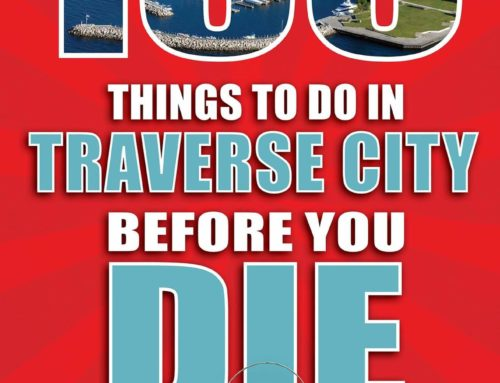 100 Things to Do in Traverse City : Book Review