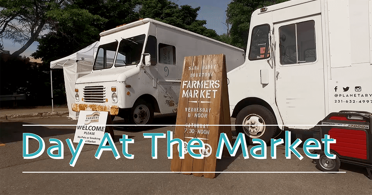 A Day at the Farmer's Market