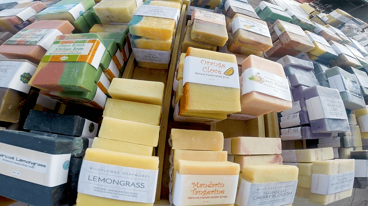 Farmers Market All Natural Soap