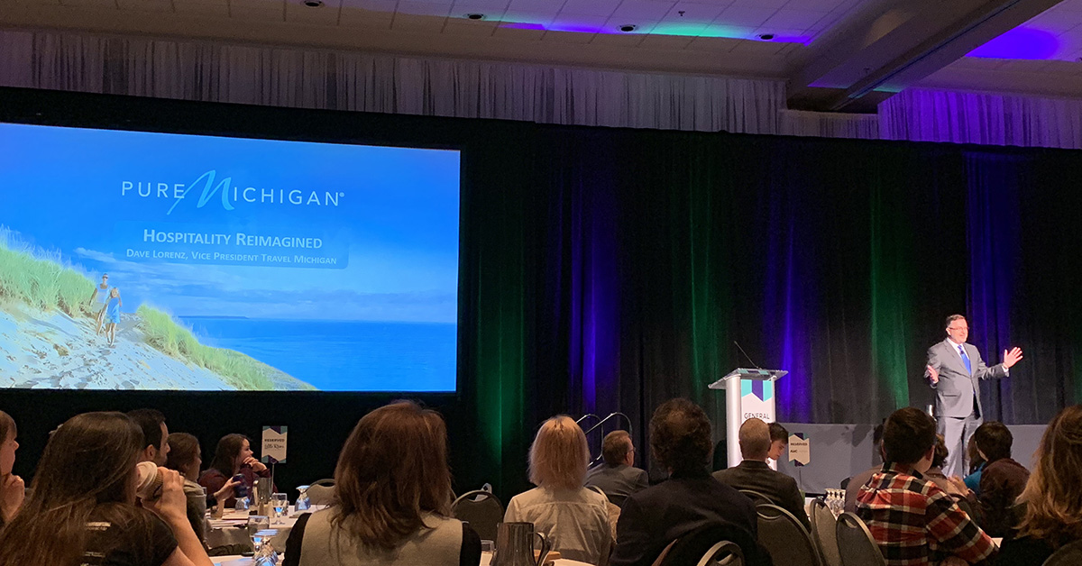 Pure Michigan Tourism Conference Summary