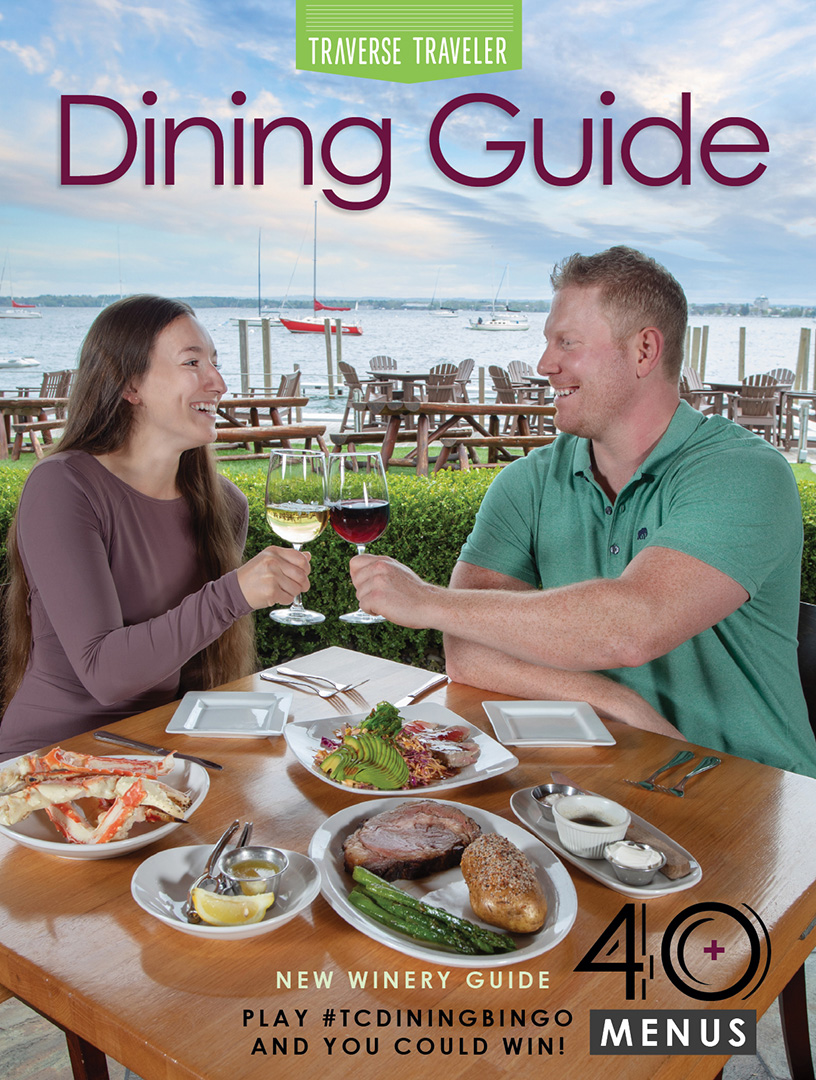 Traverse Traveler Dining Guide