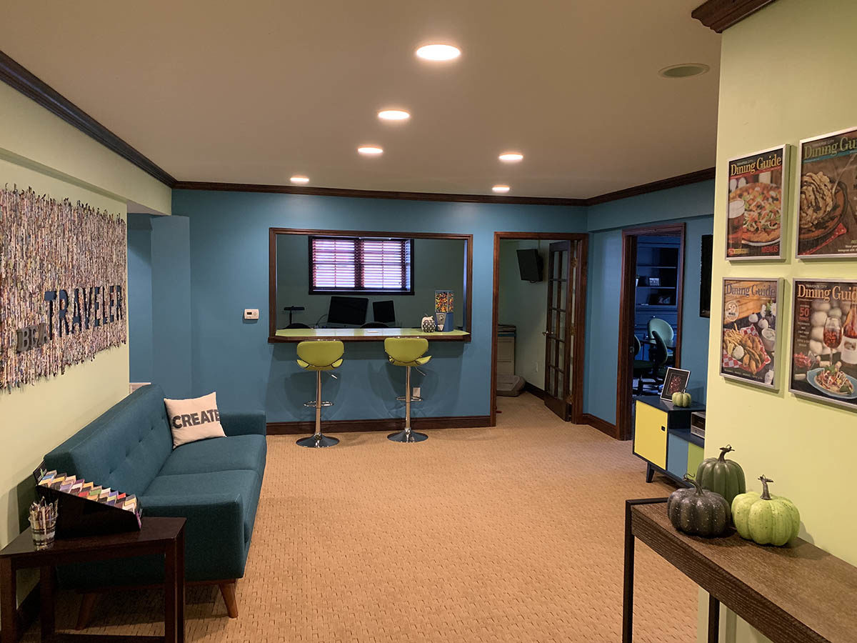 Traverse Traveler office